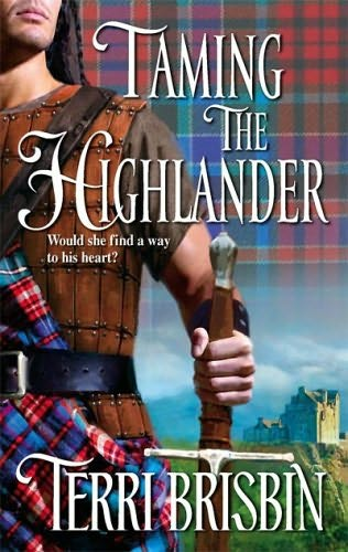 book cover of Taming the Highlander