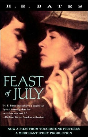 book cover of Feast of July