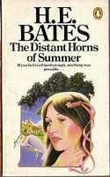 book cover of Distant Horns of Summer
