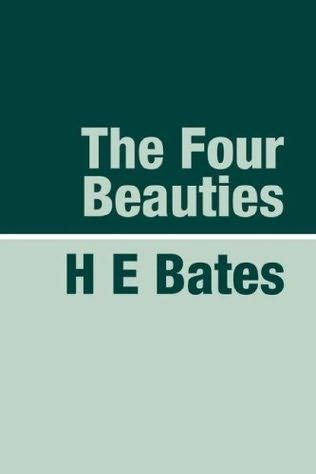 book cover of The Four Beauties