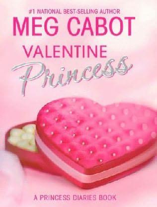 book cover of Valentine Princess