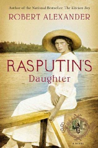 book cover of Rasputin\'s Daughter