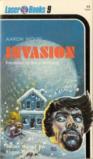book cover of Invasion