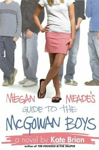 book cover of Megan Meade\'s Guide to the McGowan Boys