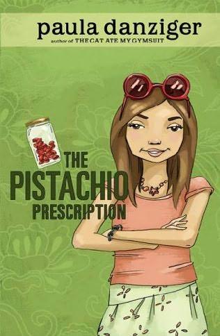 book cover of The Pistachio Prescription