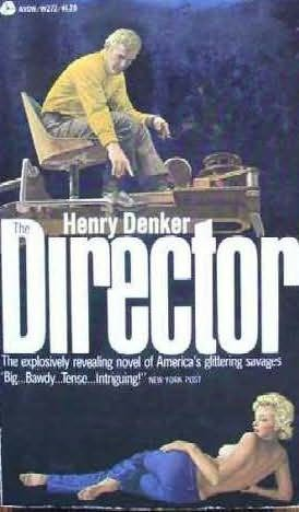 book cover of The Director