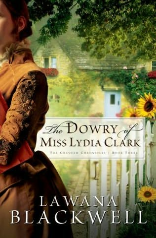 book cover of The Dowry of Miss Lydia Clark