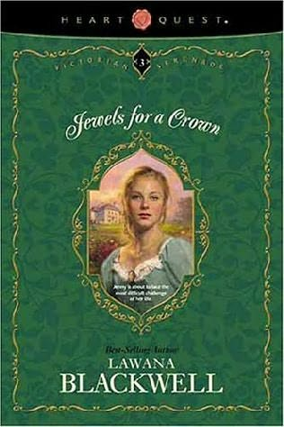 book cover of Jewels for a Crown