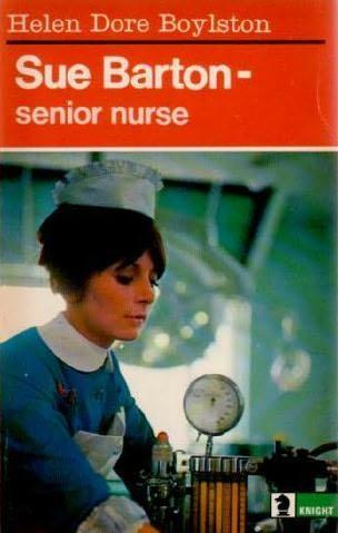 book cover of Sue Barton, Senior Nurse