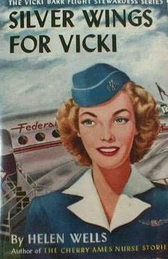 book cover of Silver Wings for Vicki
