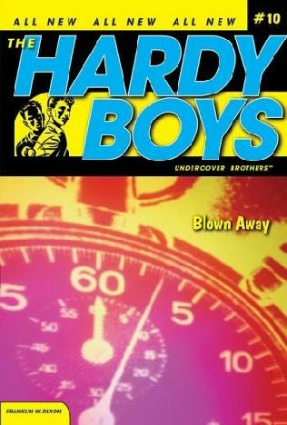 book cover of Blown Away (Undercover Brothers)