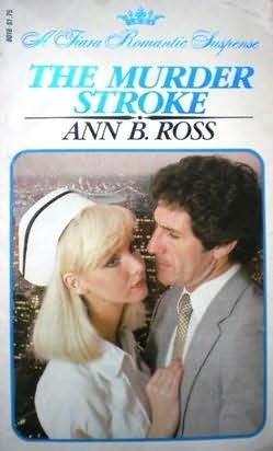 book cover of The Murder Stroke