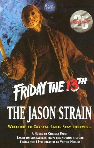 book cover of The Jason Strain