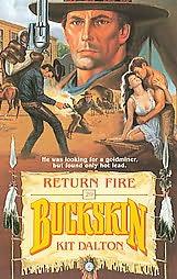 book cover of Return Fire