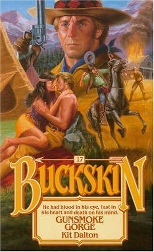 book cover of Gunsmoke Gorge