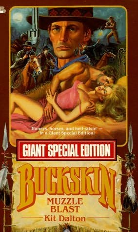 book cover of Muzzle Blast