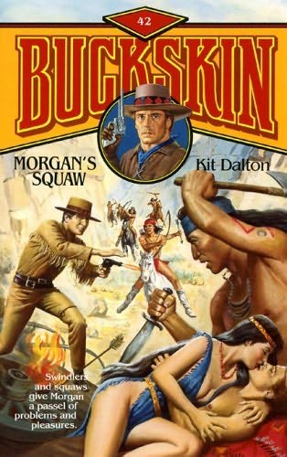 book cover of Morgan\'s Squaw