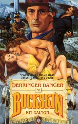 book cover of Derringer Danger