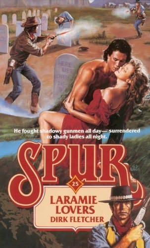 book cover of Laramie Lovers