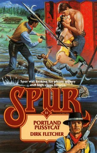 book cover of Portland Pussycat