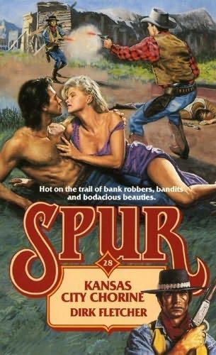 book cover of Kansas City Chorine