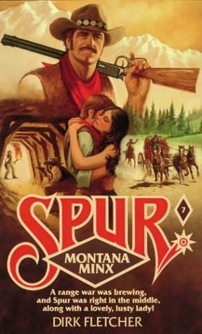 book cover of Montana Minx