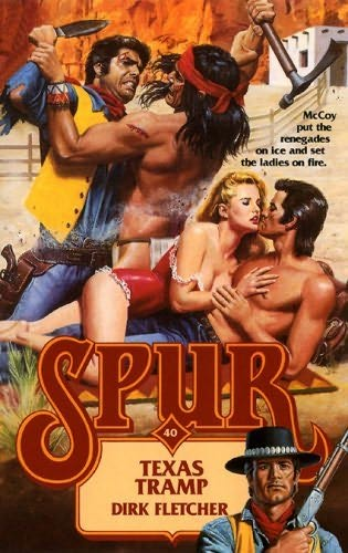 book cover of Texas Tramp