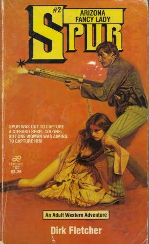 book cover of Arizona Fancy Lady