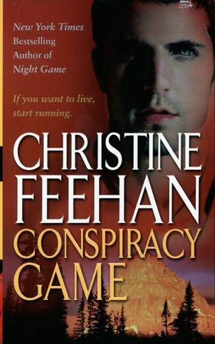 book cover of Conspiracy Game