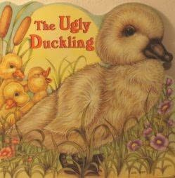 book cover of The Ugly Duckling