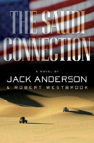 book cover of The Saudi Connection