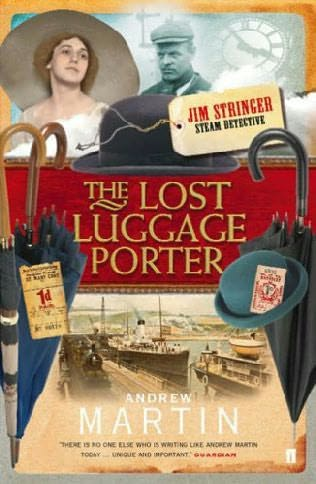 book cover of The Lost Luggage Porter