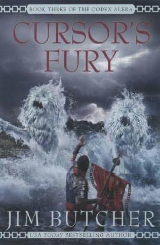 book cover of Cursor\'s Fury