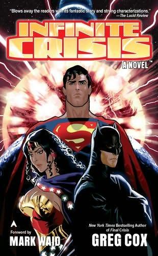 book cover of Infinite Crisis