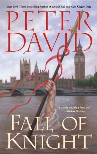 book cover of Fall of Knight