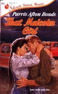 book cover of That Malcolm Girl