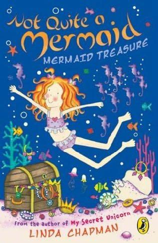 book cover of Mermaid Treasure