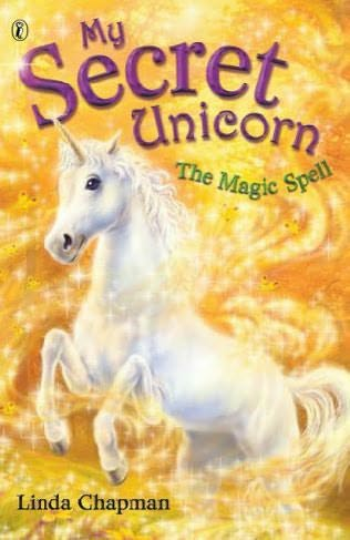 book cover of The Magic Spell