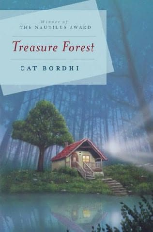 book cover of Treasure Forest