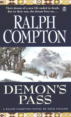 book cover of Demon\'s Pass
