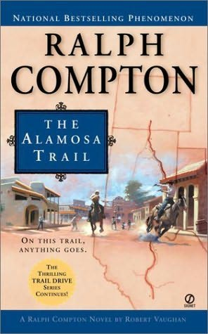 book cover of The Alamosa Trail