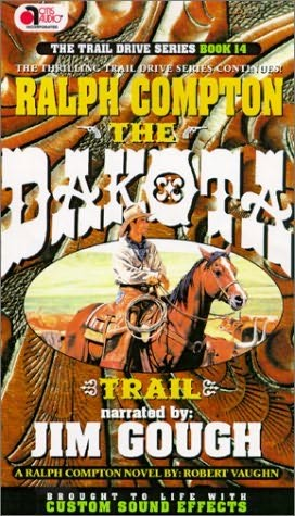 book cover of The Dakota Trail