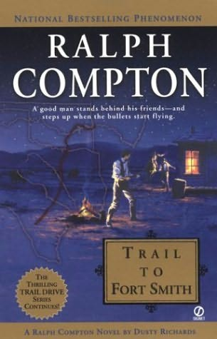 book cover of Trail to Fort Smith