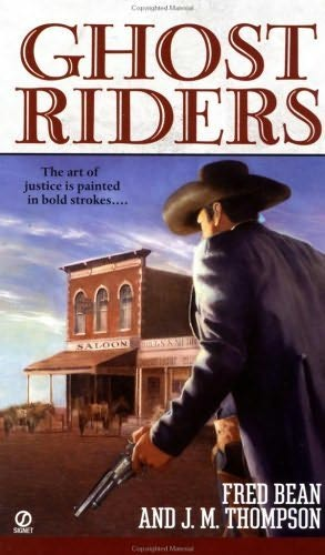 book cover of Ghost Riders