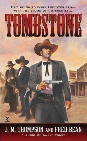 book cover of Tombstone