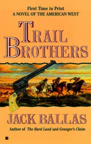 book cover of Trail Brothers