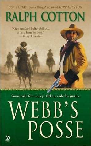 book cover of Webb\'s Posse