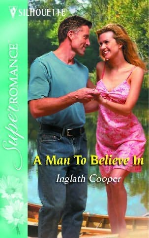 book cover of A Man to Believe in