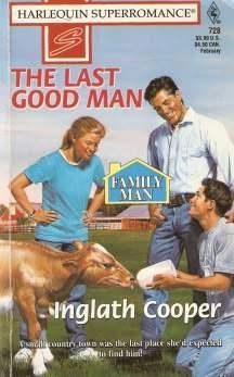 book cover of The Last Good Man