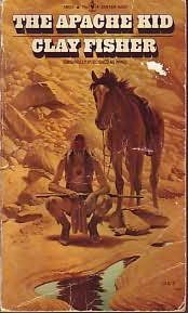 book cover of The Apache Kid